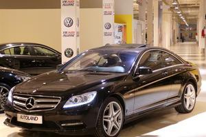 Авто Mercedes-Benz CL-Класс, 2013 года выпуска, цена 3 790 000 руб., Московская область