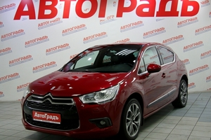 Авто Citroen DS4, 2012 года выпуска, цена 629 000 руб., Москва