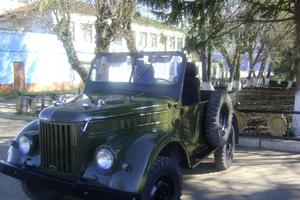 Автомобиль ГАЗ 69, отличное состояние, 1968 года выпуска, цена 250 000 руб., Воскресенск