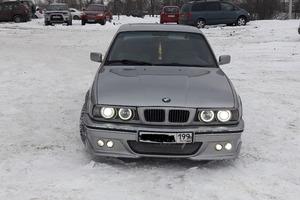 Подержанный автомобиль BMW 5 серия, отличное состояние, 1992 года выпуска, цена 210 000 руб., Дмитров