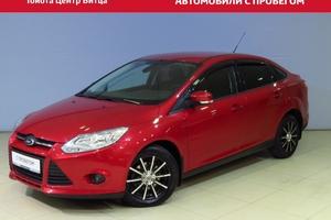 Авто Ford Focus, 2014 года выпуска, цена 646 000 руб., Москва