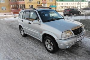 Подержанный автомобиль Suzuki Grand Vitara, отличное состояние, 2004 года выпуска, цена 320 000 руб., Нурлат