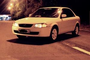 Автомобиль Mazda Familia, хорошее состояние, 2000 года выпуска, цена 170 000 руб., Кемерово
