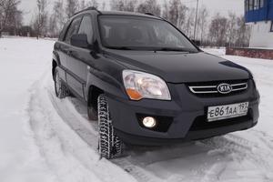 Автомобиль Kia Sportage, отличное состояние, 2010 года выпуска, цена 650 000 руб., Электрогорск