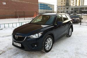Подержанный автомобиль Mazda CX-5, отличное состояние, 2014 года выпуска, цена 1 440 000 руб., Казань