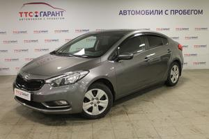 Авто Kia Cerato, 2014 года выпуска, цена 751 750 руб., Казань