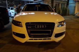 Подержанный автомобиль Audi A4, отличное состояние, 2009 года выпуска, цена 870 000 руб., Краснодар