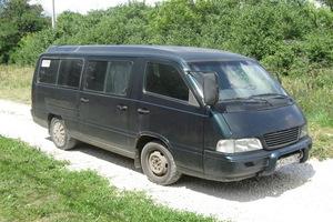 Автомобиль SsangYong Istana, хорошее состояние, 1999 года выпуска, цена 210 000 руб., Московский