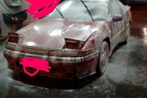 Автомобиль Mitsubishi Eclipse, хорошее состояние, 1993 года выпуска, цена 130 000 руб., Калининград