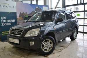 Авто Chery Tiggo, 2010 года выпуска, цена 314 888 руб., Санкт-Петербург
