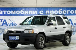 Авто Ford Escape, 2004 года выпуска, цена 370 000 руб., Москва