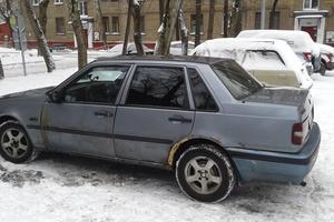 Автомобиль Volvo 460, среднее состояние, 1994 года выпуска, цена 23 000 руб., Москва