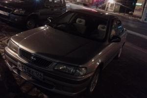 Автомобиль Nissan Sunny, хорошее состояние, 2000 года выпуска, цена 185 000 руб., республика Хакасия