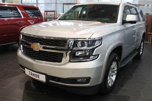 Авто Chevrolet Tahoe, 2016 года выпуска, цена 3 250 000 руб., Москва