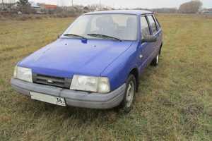 Автомобиль ИЖ 2126, хорошее состояние, 2002 года выпуска, цена 37 500 руб., Бобров