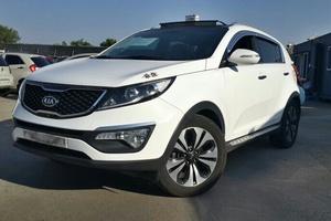 Подержанный автомобиль Kia Sportage, отличное состояние, 2012 года выпуска, цена 1 200 000 руб., Нижневартовск