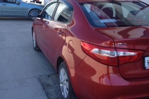 Автомобиль Kia Rio, отличное состояние, 2012 года выпуска, цена 530 000 руб., Нижневартовск