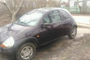 Автомобиль Ford Ka, хорошее состояние, 1996 года выпуска, цена 95 000 руб., Крым
