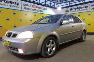 Авто Daewoo Lacetti, 2003 года выпуска, цена 183 000 руб., Самара