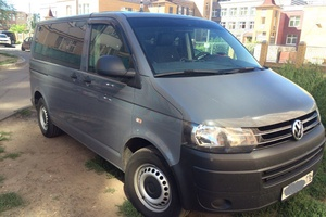 Автомобиль Volkswagen Caravelle, хорошее состояние, 2014 года выпуска, цена 1 550 000 руб., Казань