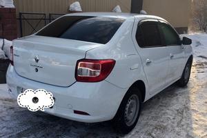 Подержанный автомобиль Renault Logan, отличное состояние, 2016 года выпуска, цена 570 000 руб., Казань