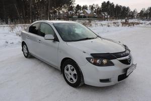 Автомобиль Mazda Axela, отличное состояние, 2007 года выпуска, цена 385 000 руб., Иркутская область