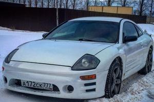 Автомобиль Mitsubishi Eclipse, хорошее состояние, 2002 года выпуска, цена 260 000 руб., Тольятти