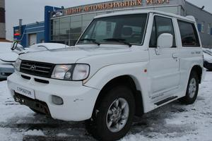 Авто Hyundai Galloper, 2002 года выпуска, цена 270 000 руб., Санкт-Петербург