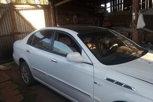 Автомобиль Daewoo Magnus, среднее состояние, 2001 года выпуска, цена 110 000 руб., Воткинск