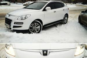 Автомобиль Luxgen 7, отличное состояние, 2014 года выпуска, цена 850 000 руб., Подольск
