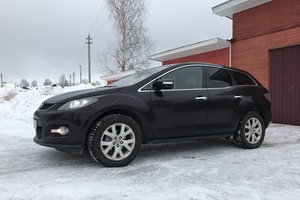 Автомобиль Mazda CX-7, хорошее состояние, 2008 года выпуска, цена 590 000 руб., Вологда