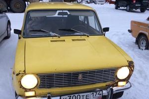Подержанный автомобиль ВАЗ (Lada) 2101, среднее состояние, 1979 года выпуска, цена 40 000 руб., Снежинск