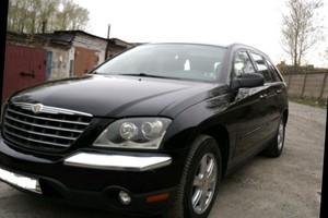 Автомобиль Chrysler Pacifica, хорошее состояние, 2004 года выпуска, цена 350 000 руб., Пермь