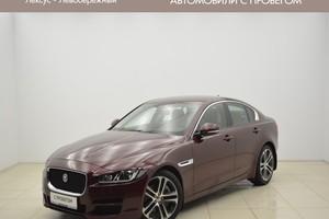 Авто Jaguar XE, 2015 года выпуска, цена 1 670 000 руб., Москва