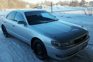 Автомобиль Toyota Chaser, хорошее состояние, 1995 года выпуска, цена 165 000 руб., Челябинск
