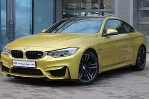 Авто BMW M4, 2016 года выпуска, цена 4 499 000 руб., Санкт-Петербург
