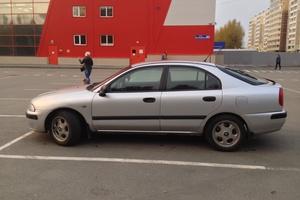 Подержанный автомобиль Mitsubishi Carisma, хорошее состояние, 2000 года выпуска, цена 180 000 руб., Челябинск