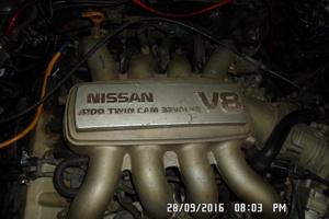 Автомобиль Nissan Leopard, хорошее состояние, 1994 года выпуска, цена 200 000 руб., Братск