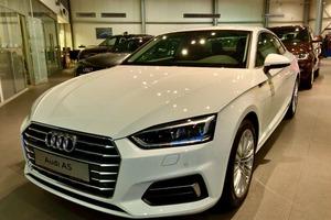 Новый автомобиль Audi A5, 2016 года выпуска, цена 3 117 384 руб., Екатеринбург