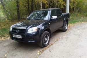 Автомобиль Mazda BT-50, отличное состояние, 2010 года выпуска, цена 750 000 руб., Самара