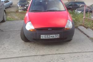 Автомобиль Ford Ka, отличное состояние, 1997 года выпуска, цена 100 000 руб., Мурманск