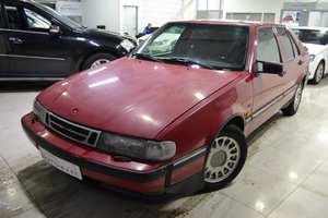 Авто Saab 9000, 1995 года выпуска, цена 89 900 руб., Санкт-Петербург