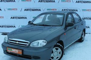 Авто Chevrolet Lanos, 2008 года выпуска, цена 163 000 руб., Калуга