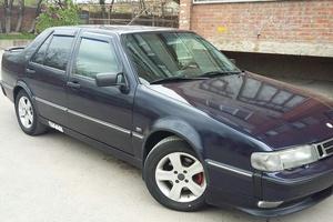 Автомобиль Saab 9000, хорошее состояние, 1995 года выпуска, цена 129 000 руб., Ростов-на-Дону