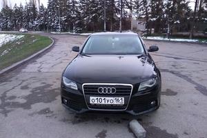 Автомобиль Audi A4, хорошее состояние, 2010 года выпуска, цена 770 000 руб., Ростов-на-Дону