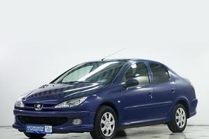 Авто Peugeot 206, 2009 года выпуска, цена 275 000 руб., Москва