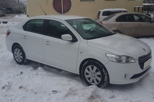 Автомобиль Peugeot 301, отличное состояние, 2013 года выпуска, цена 495 000 руб., Симферополь