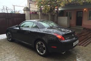 Автомобиль Lexus SC, хорошее состояние, 2005 года выпуска, цена 9 500 000 руб., Краснодарский край
