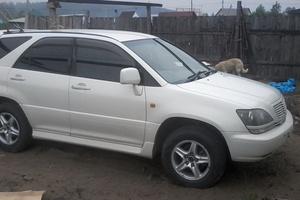Автомобиль Toyota Harrier, среднее состояние, 1999 года выпуска, цена 365 000 руб., Иркутск