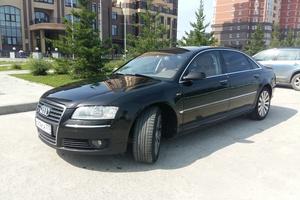 Автомобиль Audi A8, отличное состояние, 2005 года выпуска, цена 830 000 руб., Балашиха